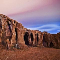 Fady Hage Ali Abdallah, Cueva de las Cruces in Agaete, caves excavées, îles Canaries, Höhlen im Norden von Gran Canaria, caves in the Canaries, http://www.agaete.es/