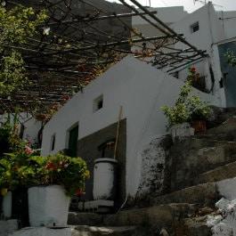 Kjell O. Pettersen, houses in El Sao, maisons rurales à Agaete, el barrio de El Sao, typisch kanarischen Häusern im Norden Gran Canarias