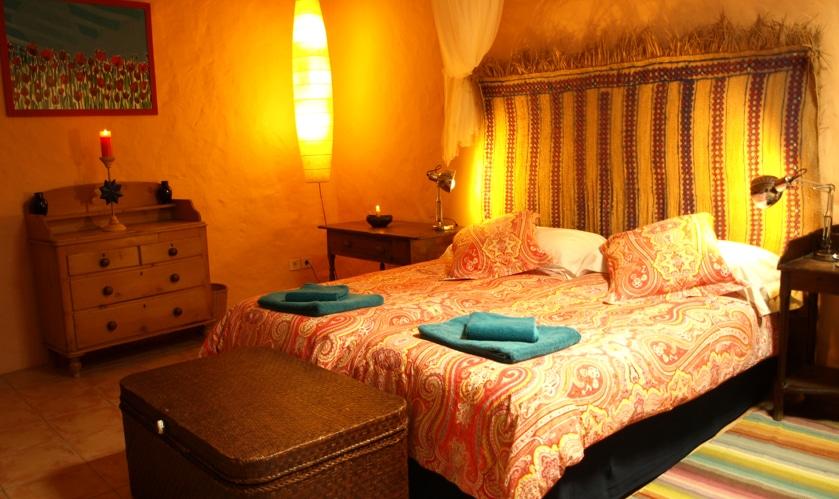 Chambre avec charme, dormitorio acogedor, gemütliches Zimmer, best charm in Agaete